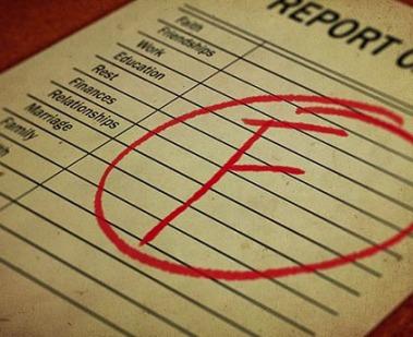 failure-failing-report-card